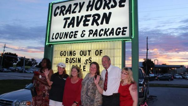CRAZY   HORSE   TAVERN….the end of an era… I for one, will miss seeing that old place, sitting there on the corner... By Miserable George