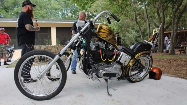 Bike of the Month – A Pair of 70's Choppers