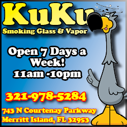 KuKu Smoking Glass and Vapot
