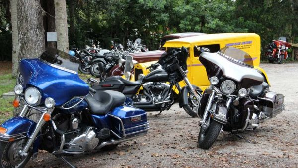 American Legion Riders Post 359 Bike Day at the Tiki by Miserable George