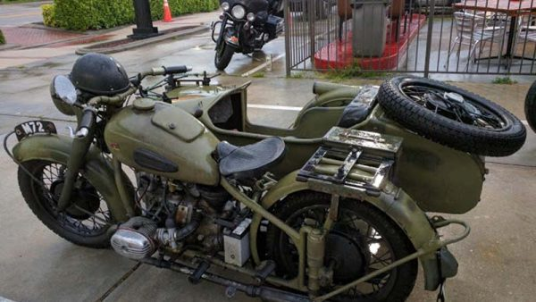 Mike's 1948 M72 Russian