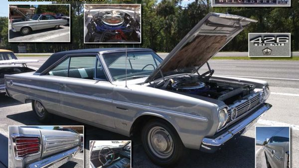 OSB Hot Rod of the Month – 66 Plymouth Belvedere II by ValGal This car is one of only 252 ever built!