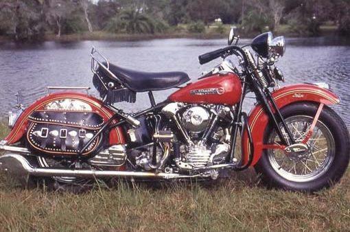 Harley-Davidson EL Knucklehead by  Miserable George