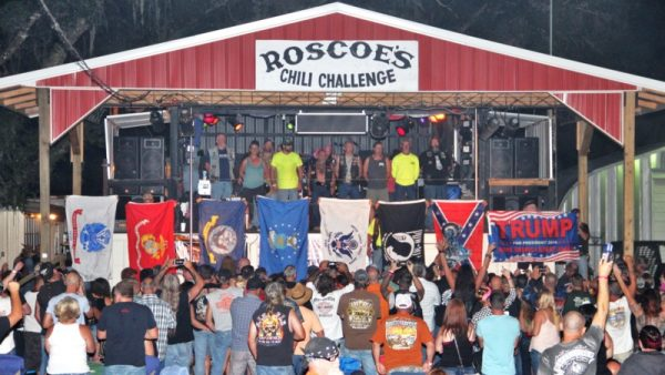 31st. Annual Roscoe's Chili Challenge 2016 by Miserable George – 250 Pics! I gotta say, Ol' Man Weather was good to us this year...just a bit on the cooler side, BUT nice!
