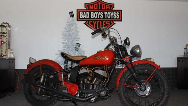 1941 Indian by ValGal 1941 Indian - Bad Boys Toyss