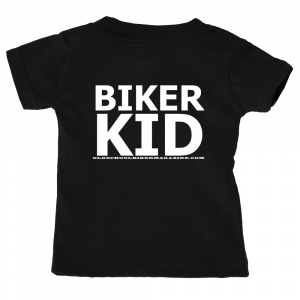 Biker Kid Infant T-Shirt
