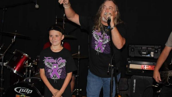 Tanner Jam Rock the Cure 2017 to Fight Cystic Fibrosis this year we raised $13,500.00 during Tanner Jam !!!
