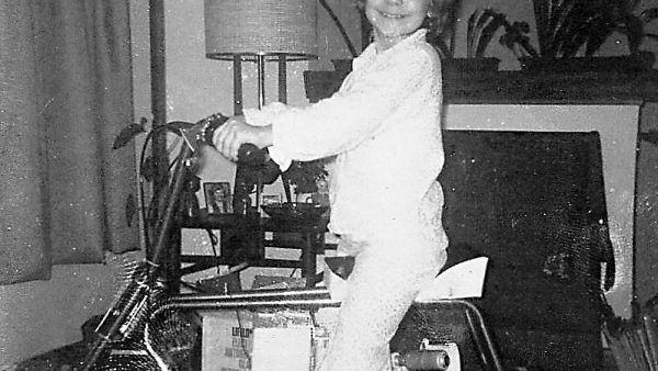 ValGal….The Early Years Who would have EVER believed that this little hoodlum would someday be the owner/editor of her own Florida based motorcycle magazine.
