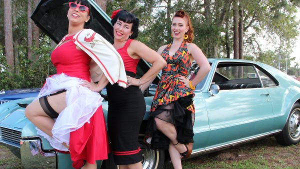 Derelicts Car Club…Indian River Rumble #6 by by Miserable George