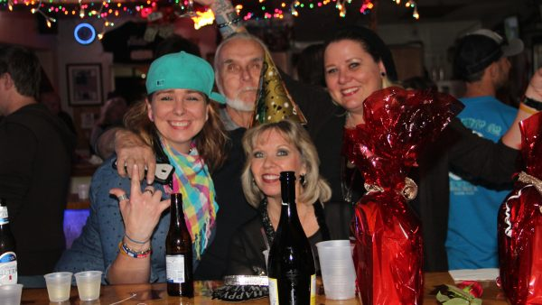 RINGING IN THE H&D ROADHOUSE NEW YEAR by Miserable George