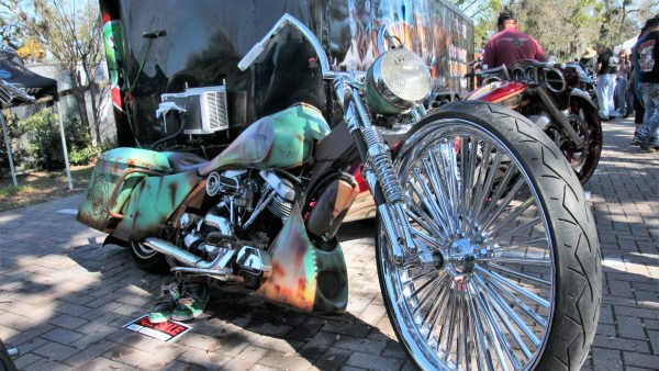 Midwest Motorcycle Antique and Custom Motorcycle Show