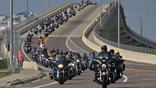 Brevard County Law Ride-2018 by Miserable George