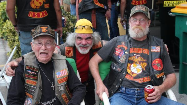 LEATHERNECKS MC…A PARTY by Miserable George