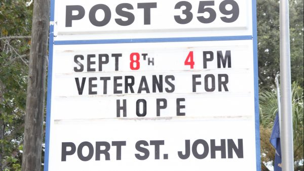 VETERANS FOR HOPE…Legion Post 359…by Miserable George