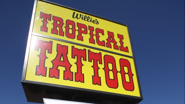 **New Pics** TROPICAL TATTOOCHOPPER SHOW by Miserable George and ValGal