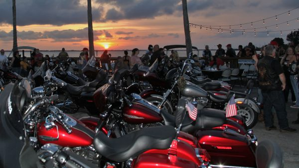 COCOA BEACH BIKER BASH by Miserable George and Valgal