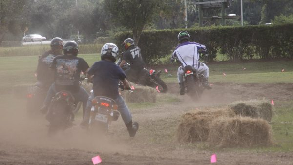 Space Coast Harley Davidson DIRT TRACK RACES by Miserable George