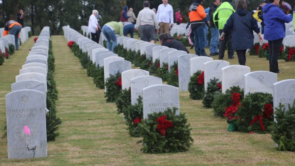 Wreaths Across America…2018 by Miserable George