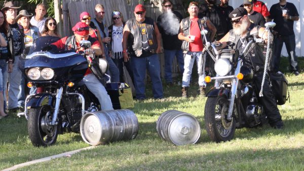 WMC Melbourne…Annual Biker Rodeo by Miserable George