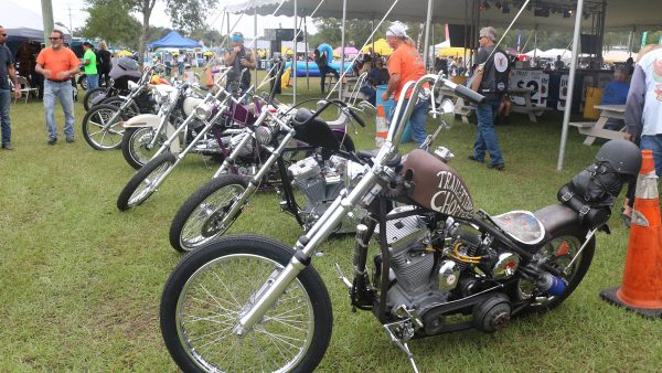 Turner Cycles Chop-A-Billy Bike Show by Valgal