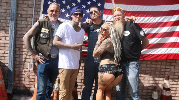 Willie's Old School Choppertime Bike Show Biketoberfest 2019  by Valgal