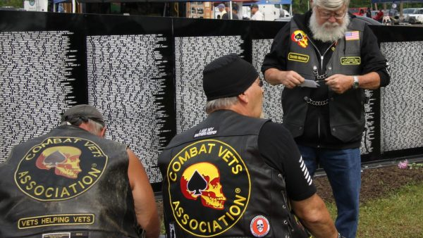 2021 Vietnam Vets Moving Wall by Valgal and Miserable George