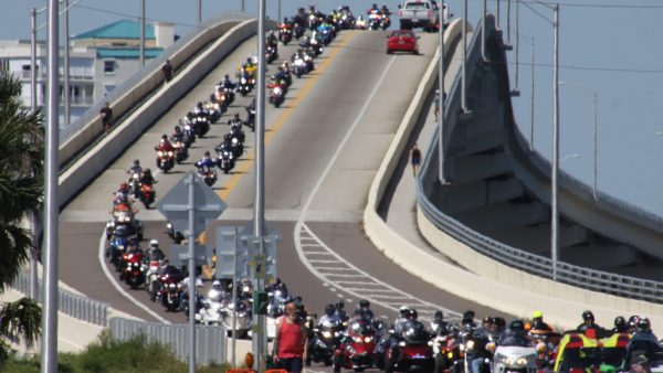 BREVARD COUNTY LAW RIDE 2021 by Miserable George