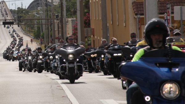 ROLLING  THUNDER….FLORIDA by Miserable George