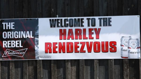Harley Rendezvous Returns by Rick Kline