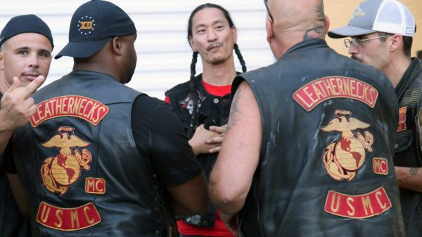LEATHERNECKS MC-17th ANNUAL 2021 by Miserable George