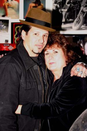 Billy & Mom